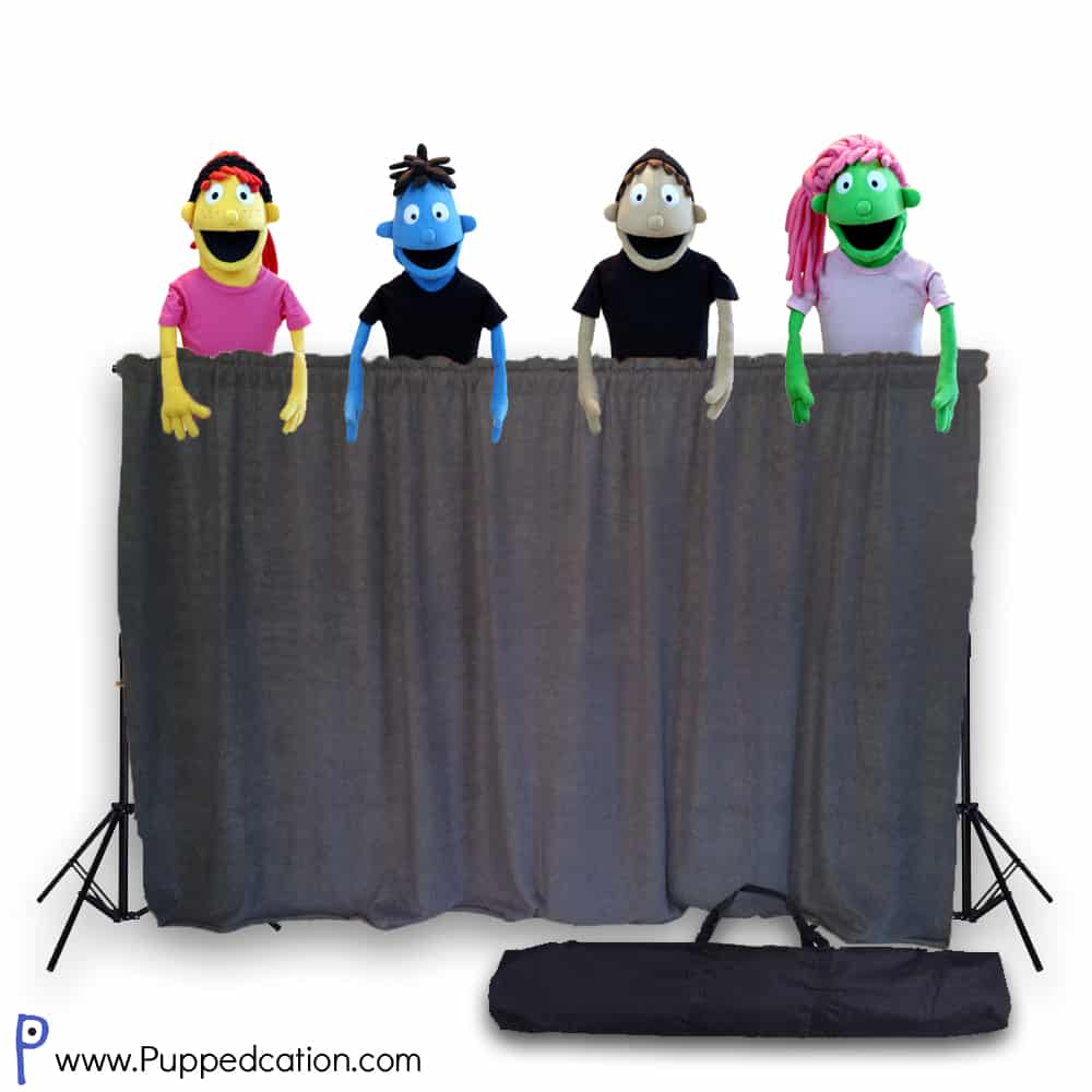 Classroom Tripod Puppet Stage