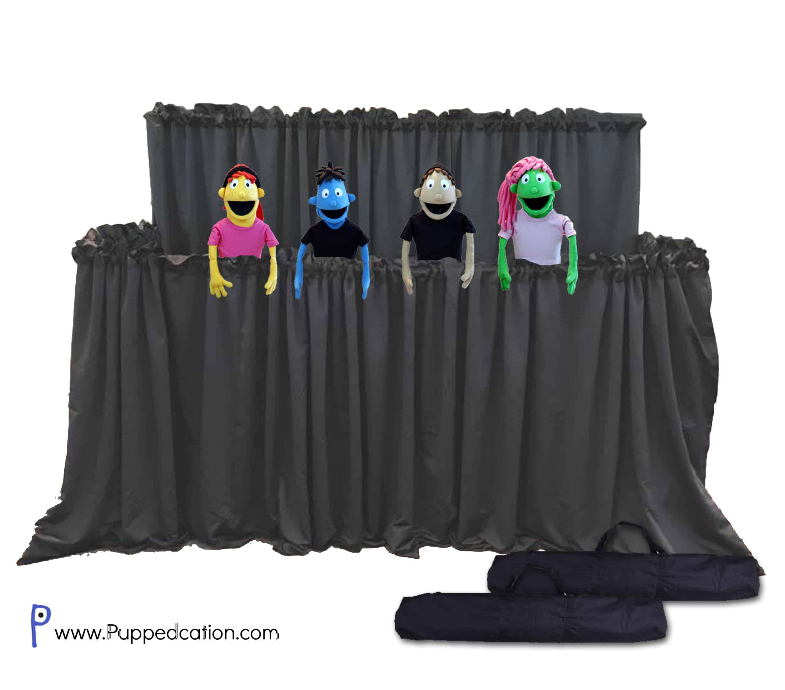Classroom Stage XL – 2 Tier